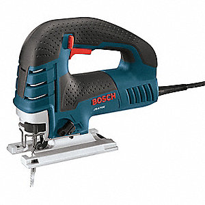 4-Position Orbital Jig Saw, 500 to 3100 Strokes per Minute, 7.0 Amps, Trigger Speed Control