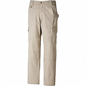 "Women's Tactical Pants. Size: 4, Fits Waist Size: 26"", Inseam: 30"" to 32"", Khaki"