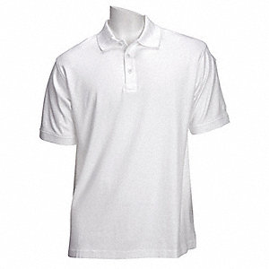 Performance Polo,White,3XL