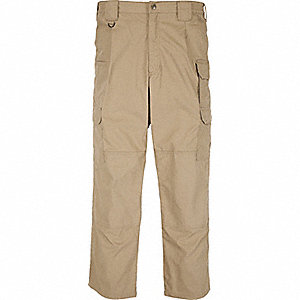 "Men's Taclite Pants. Size: 28"", Fits Waist Size: 28"", Inseam: 34"", Coyote"
