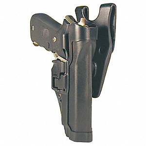 Serpa Duty Holster, Left, Taser X-26