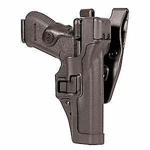 Serpa Duty Holster,Right,Glock 20/21