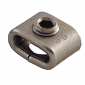 Strapping Buckle,3/8 In.,PK25