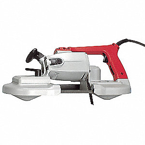 Portable Band Saw, 2 Speeds, 250 Surface Ft. per Min. High