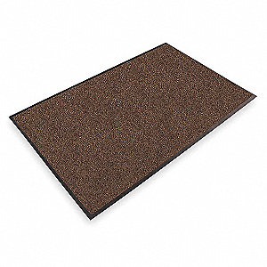 Dark Brown Decalon® Fiber, Carpeted Runner, 3 ft. Width, 60 ft. Length