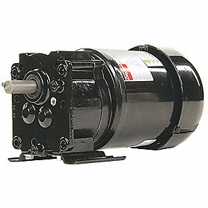 dayton ac gearmotor 115/230 nameplate rpm 16 max  torque 385 0 in -lb   enclosure tefc - 6z817|6z817 - grainger
