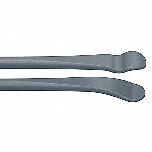 Mt and Demount Spoon,24 In,Stl