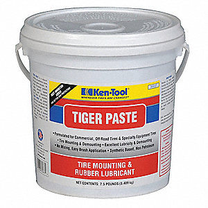 Tiger Paste Lubricant,7.5 lb.