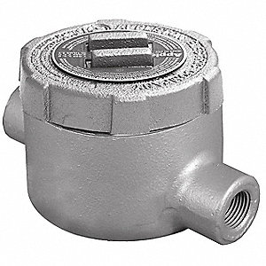 Conduit Outlet Body,C,1/2 In.