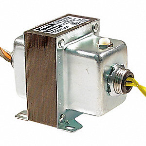 Class 2 Transformer, 50 VA Rating, 120/240/277/480VAC Input Voltage, 24VAC Output Voltage