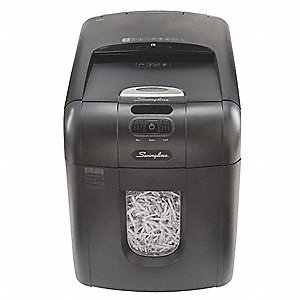 Personal Paper Shredder, Super Cross-Cut Cut Style, Security Level 4