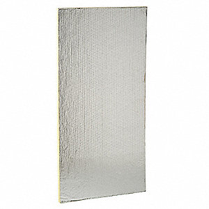 Duct  Insulation,1-1/2In x 24In x 48In