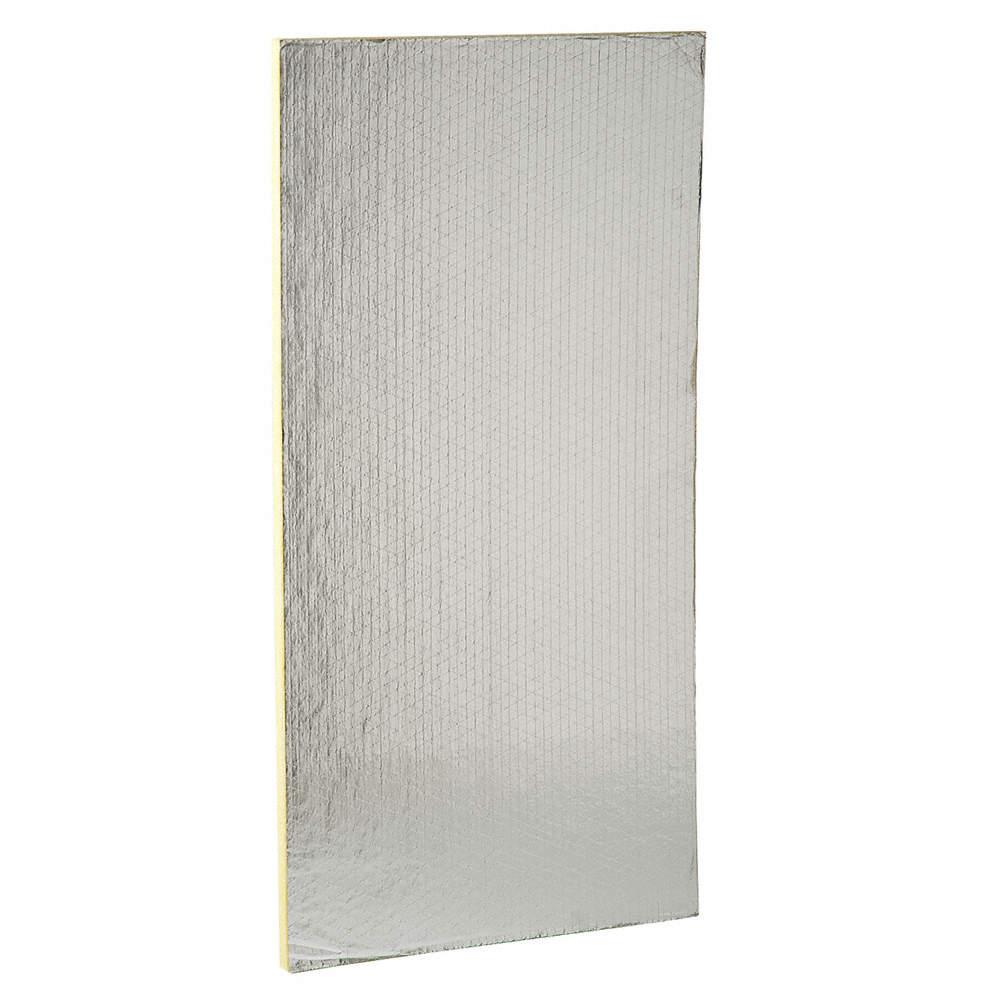 Duct Insulation, Board, Fiberglass, 6 lbs  Density, 24