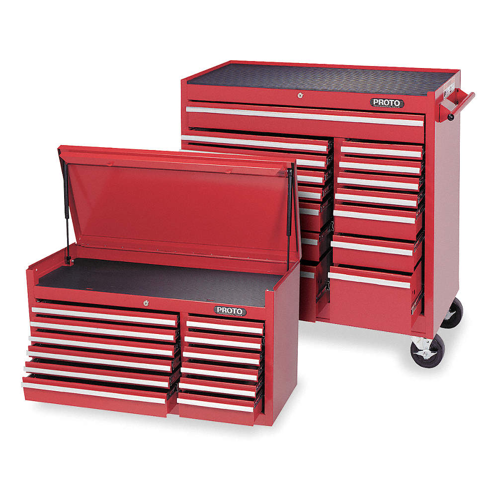 Zoom Out/Reset Put photo at full zoom u0026 then double click.  sc 1 st  Grainger & PROTO Red Standard Duty Rolling Cabinet 61