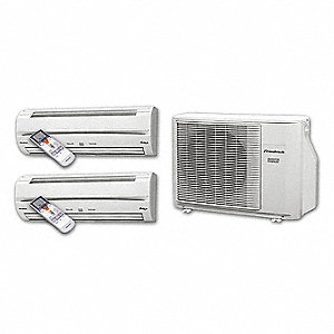 Split System Heat Pump, 208/230 Voltage, 21,500 BtuH Cooling