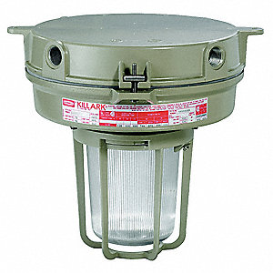 LED Light Fixture,Haz Loc,45W,Ceiling