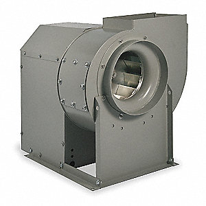 Blower, 20 In, 2 HP, 208-230/460V