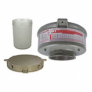 Fixture,CFL,Ceiling Mount
