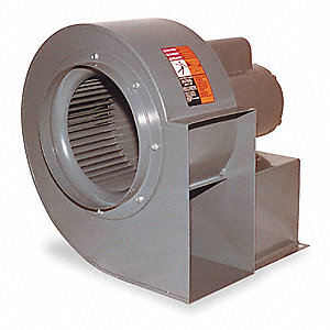 Direct Drive Blower,208-230/460 V,3 Ph