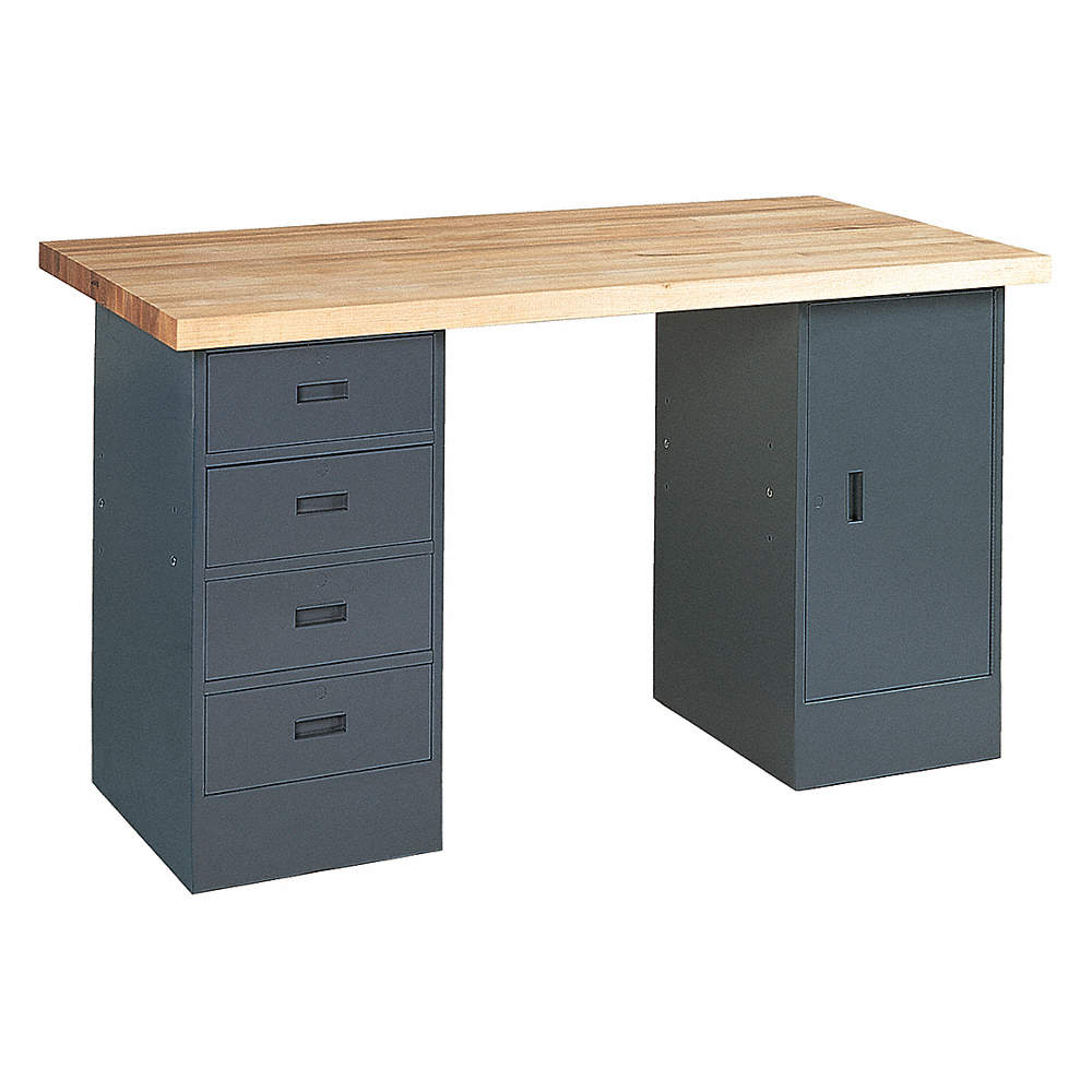 Incredible Workbench Butcher Block 30 Depth 34 Height 72 Width 2000 Lb Load Capacity Machost Co Dining Chair Design Ideas Machostcouk