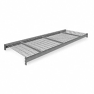 "Shelf, Overall Width: 96"", Overall Depth: 36"""