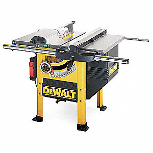 Dewalt premium hybrid table saw58 in arbor 7d682various grainger premium hybrid table saw58 in arbor greentooth Gallery