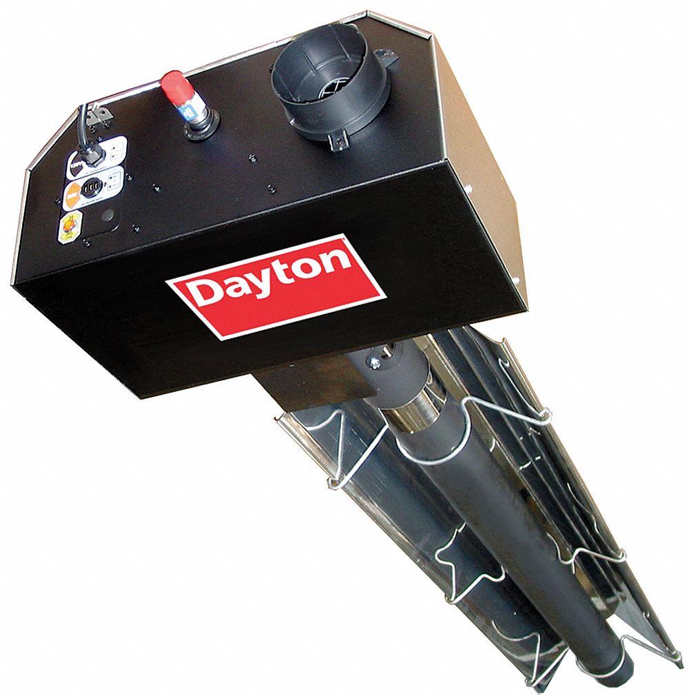 Dayton Gas Heater 3e839 Parts