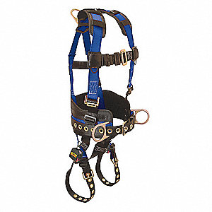 Full Body Harness with Suspension Relief