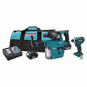 Cordless Rotary Hammer w/Impact Driver