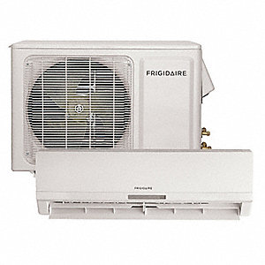 Single-Zone Split System with Heat Pump,  12,000 BtuH,  208/230VAC,  22 SEER,  Wall-Mount