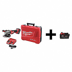 MILWAUKEE Cordless Right Angle Grinders