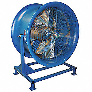"34"" Blade Dia. Air Cannon, 17,000 CFM High, 3 Phase"