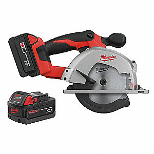 Cordless Circular Saw Kit,18V