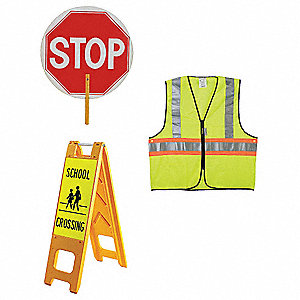 X Large Crosswalk Safety Kit