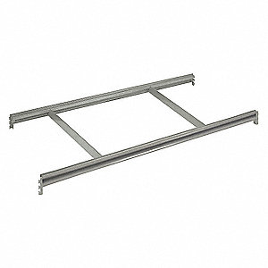 "Shelf,24"" D,72"" W,No Decking"