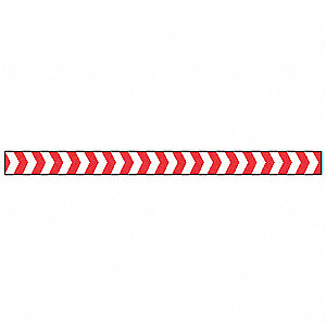 Barricade Tape, Chevron