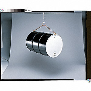 Drum Lifting Hook,Capacity 1000 lb.