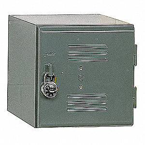 Locker Cube,12 In. W,12 In. D,12 In. H