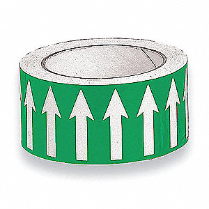"Banding Tape, Green, Vinyl, 2"" x 54 ft."