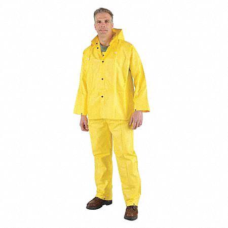 Details about  /Pro-Safe Yellow Rainsuit 2XL PS2403X2