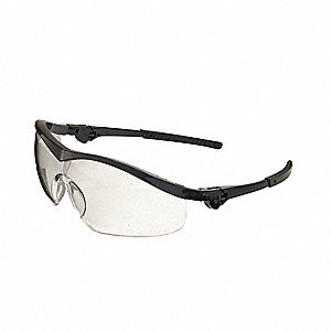 Storm® Scratch-Resistant Safety Glasses, Clear Lens Color