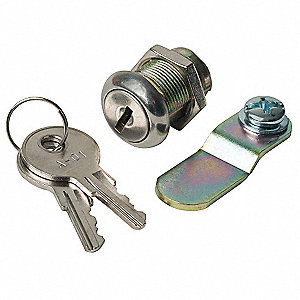 Locker Cylinder Lock,Key