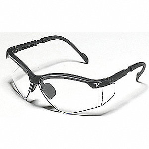 Veratti® BREEZE® Scratch-Resistant Safety Glasses, Clear Lens Color