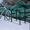 Supports à bicyclettes
