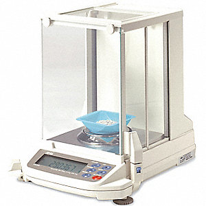 Analytical Semi Micro Balance,310g Cap.