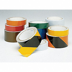 Marking Tape,Roll,4In W,30 ft. L