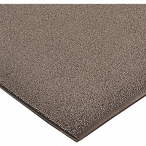 Static Dissipative Mat,Black,4ft.x60ft.