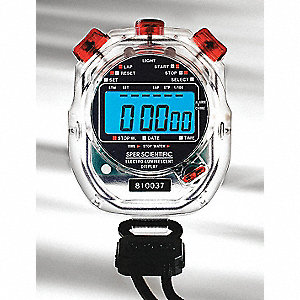 Electro-Luminescent Stopwatch