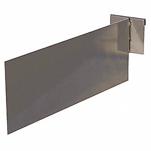 "Tray Truck Divider, 4""H, 14-1/8""L"