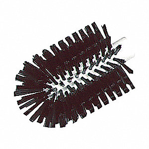 BRUSH DRAIN 4IN BLACK